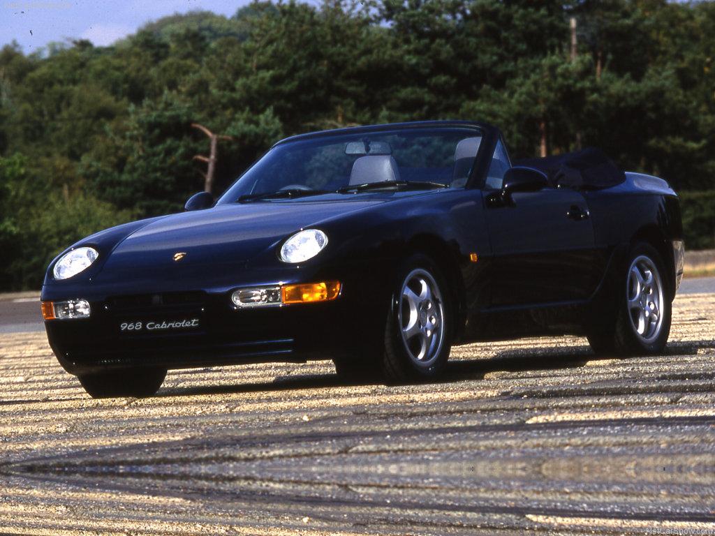 Porsche 968 Cabriolet 1994