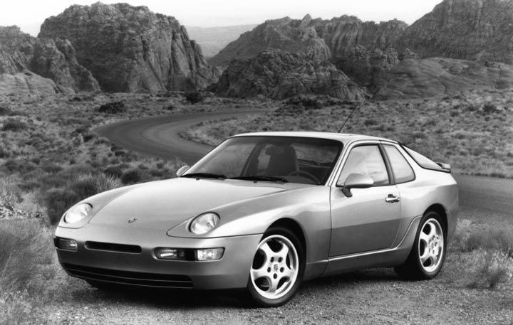 Porsche 968 photo